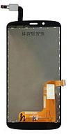 Дисплей (LCD) Huawei Honor 3C Lite (Holly-U19) с сенсором белый