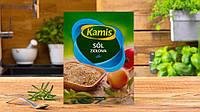 Приправа Kamis Sol ziolowa соль и смесь трав 35 г