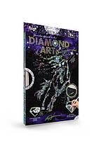 Набор для творчества Алмазная мозаика Лошадь DAR-01-05