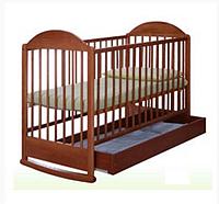 Детская кровать агу симба с ящиком