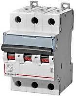 Автоматический выключатель DX3-E 50А 3п 6кА C (автомат) Legrand Легранд