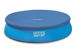Intex 28021 тент для надувного бассейна диаметром 305 см