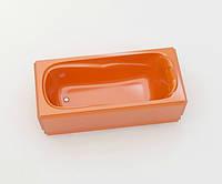 Ванна акриловая ARTEL PLAST Марина (150) оранжевая, фото 1
