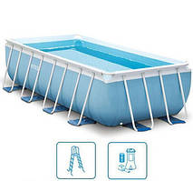 Семейный каркасный бассейн Intex 28316
