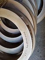 Бандаж  черновой 696х564х103  для шахтных электровозных колесных пар производство (Польша)