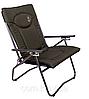 Кресло рыбацкое складное Elektrostatyk F9