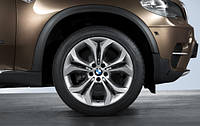 Диск колесный Легкосплавный R20 BMW Y Spoke 336 для BMW X5 / X5M / X6 / X6M Новый Оригинальный