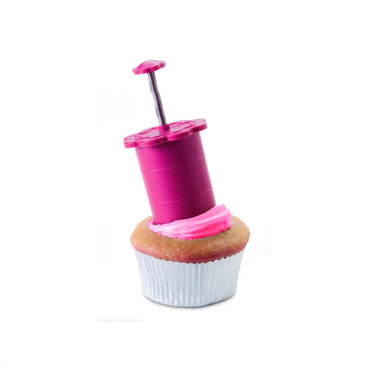 Плунжер-бур для кексов и капкейков