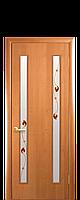 Межкомнатная дверь с рисунком  Вера + Р 1