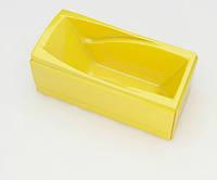 Ванна акриловая ARTEL PLAST Прекраса (190) желтая, фото 1