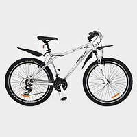 Велосипед горный Profi  26 дюймов XM263E Cерый
