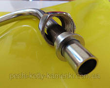 Колонка водогрейная Данко КВЦ-90 (бойлер на дровах 90 литров), фото 3
