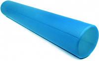 Валик (ролик) 91.5*15.25 см для фитнеса, спорта, йоги, пилатеса EVA