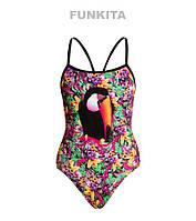 Сдельный купальник для девочек Funkita Sitting Pretty FS16, фото 1