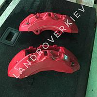 Тормоза range rover brebmo с range rover 5.0 компрессор