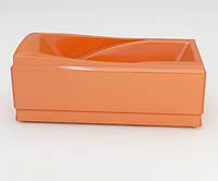 Ванна акриловая ARTEL PLAST Прекраса (190) оранжевая, фото 1