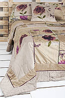 Покрывало с наволочками Karaca Home - Pink Time Country полиэстер 100% 250*260