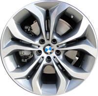 Колесный диск легкосплавный  R20 BMW Y Spoke 336 для BMW X5 / X5M / X6 / X6M  Новый Оригинальный