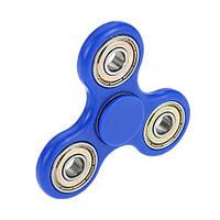 Спиннер с подшипниками Синий Hand spinner,  finger spinner