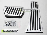 Алюминиевые накладки на педали BMW E30 E34 E36 E38 E46 АКПП