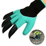 Садовые перчатки Garden Genie Gloves, фото 3