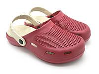 Сабо / Кроксы  женские  пляжные из ЭВА (пена). Арт. 14026