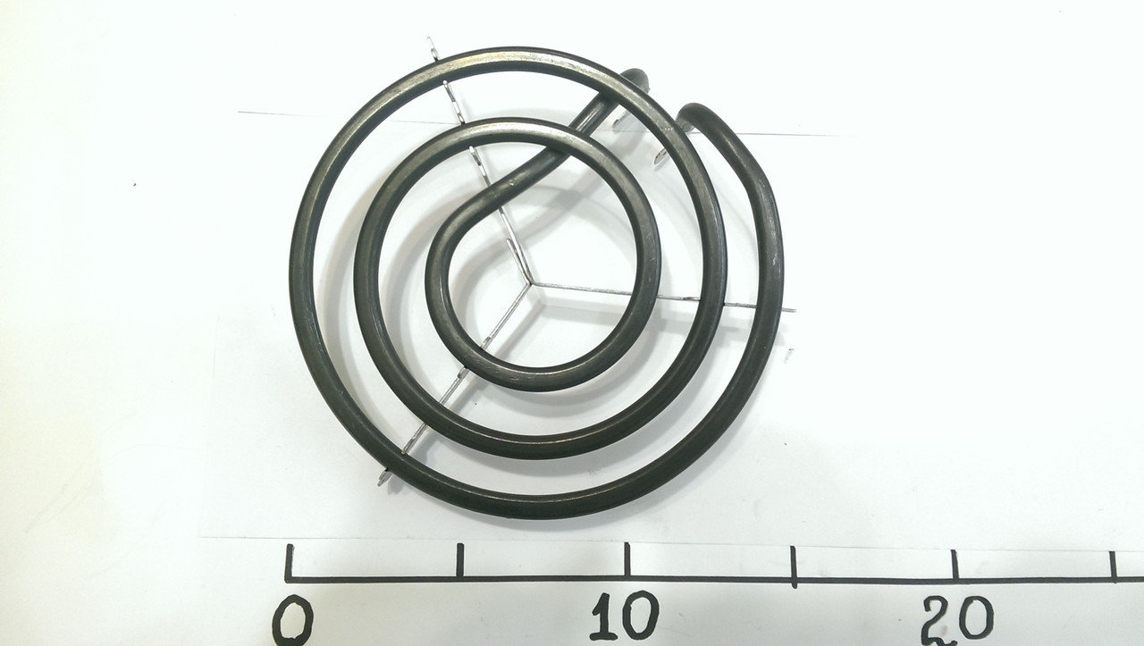 ТЭН для электроплиты Ø135 / 1000w с подставкой