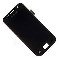 Дисплей Samsung Galaxy S GT-I9003 complete with touch + рамка Original  black