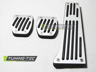 Алюминиевые накладки на педали BMW E30 E34 E36 E38 E46 МКПП