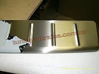 Накладка на задний бампер Omsa на Mercedes C W204 2006-2014