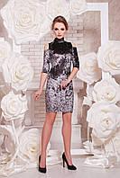 Платье Вилия К/Р бронзовый