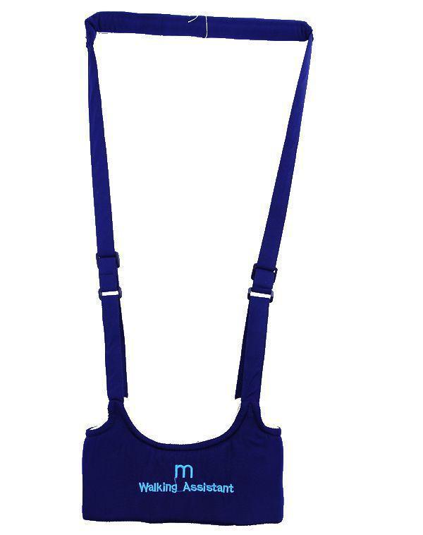 Вожжи Ходунки детские с жесткой ручкой Удобные Вожки #2 Синий