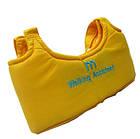 Вожжи Ходунки детские с жесткой ручкой Удобные Вожки #2 Желтый, фото 2