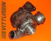 Турбина Saab 9-3 2.2 tid. Турбокомпрессор к Сааб 9-3