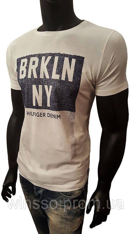 Мужская футболка с рисунком Tommy Hilfiger купить оптом и ... - photo#12