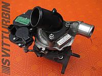Турбина Toyota Yaris 1.4 D4D. Турбокомпрессор к Тойота Ярис 17201-0N042