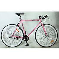 Велосипед спортивный Profi  G56JOLLY S700C-4H 28 дюймов