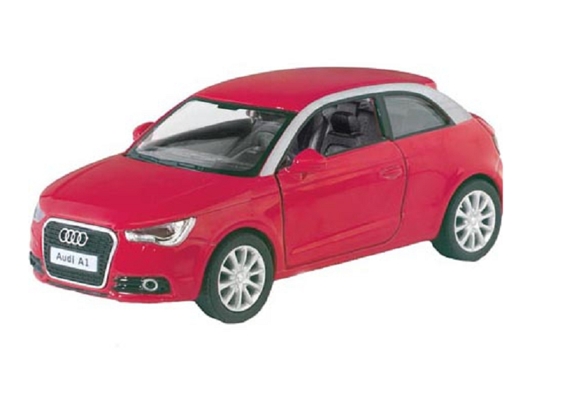 Машинка kinsmart Audi A1 KT5350W