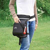 Trixie  TX-28863 набедренная сумка для корма 18*20*14см