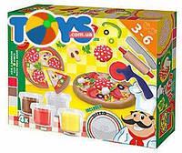 Пластичная масса для лепки «Пицца», 0445S