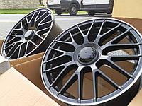 Литые диски на Mercedes-Benz BK912 GTS (R19 5x112)