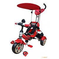 Велосипед 3-х колесный MarsTrike анимэ (красный)