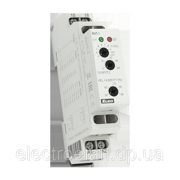 Температурное реле Elko-Ep RHT-1