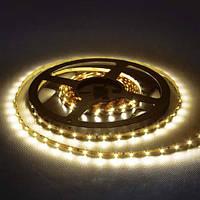Лента светодиодная FERON LS603/ SANAN LED-RL 60SMD(3528)/m 4.8W/m 12V 5m*8*0.22mm желтый