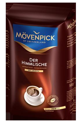 Кава зернова Movenpick Der Himmlische, 500г Німеччина
