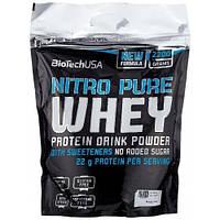 Купите протеин BioTechUSA Nitro Pure Whey, 2.2 kg