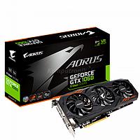 Видеокарта Gigabyte AORUS GeForce GTX 1060 6GB GDDR5