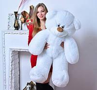 Плюшевый медведь Украина 135 см Белый