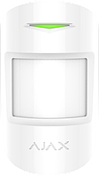 Датчик движения c радиочастотным сканированием MotionProtect Plus white