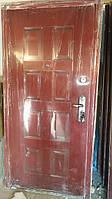 Входные металлические двери бу